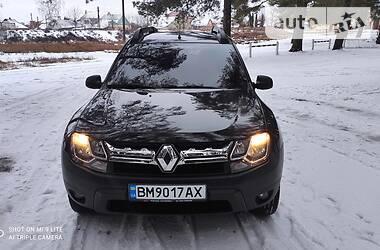 Характеристики Renault Duster Унiверсал