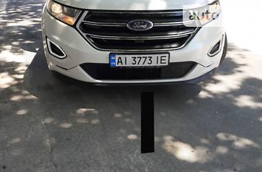 Характеристики Ford Edge Универсал
