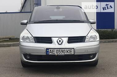 Характеристики Renault Espace Универсал