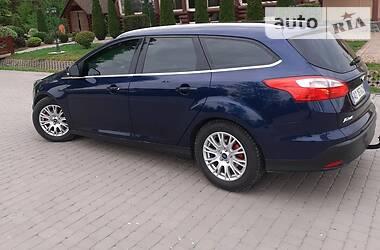 Характеристики Ford Focus Универсал
