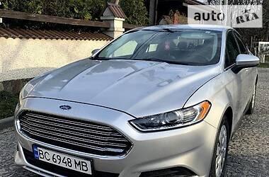 Характеристики Ford Fusion Универсал