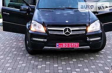 Характеристики Mercedes-Benz GL 350 Унiверсал