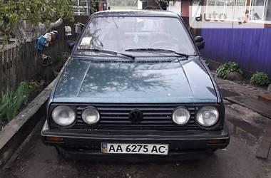 Характеристики Volkswagen Golf II Унiверсал