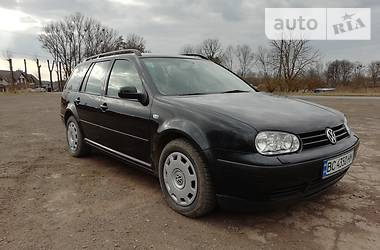 Характеристики Volkswagen Golf IV Унiверсал