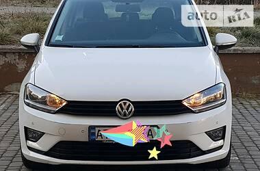 Характеристики Volkswagen Golf Sportsvan Унiверсал
