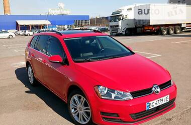 Характеристики Volkswagen Golf Sportsvan Универсал