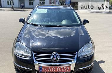 Характеристики Volkswagen Golf V Универсал