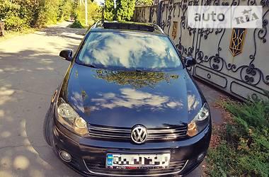 Характеристики Volkswagen Golf VI Variant Универсал