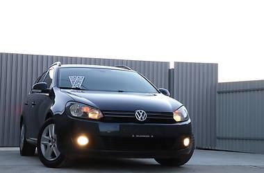 Характеристики Volkswagen Golf VI Универсал