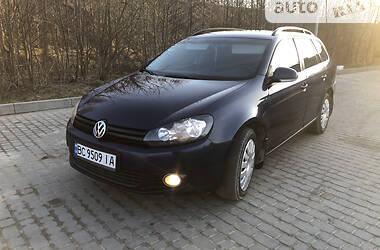 Характеристики Volkswagen Golf VI Унiверсал