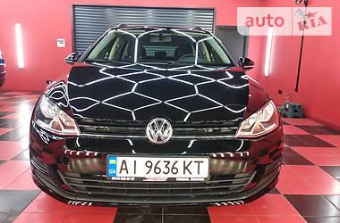Характеристики Volkswagen Golf VII Универсал