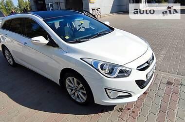 Характеристики Hyundai i40 Универсал