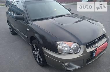 Характеристики Subaru Impreza Унiверсал