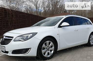 Характеристики Opel Insignia Sports Tourer Универсал