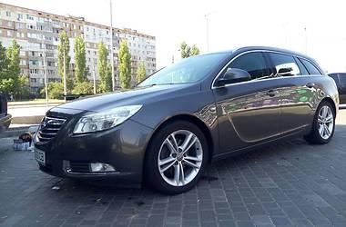 Характеристики Opel Insignia Универсал