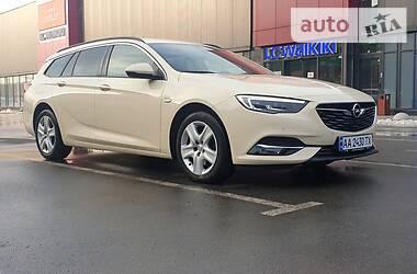 Характеристики Opel Insignia Унiверсал