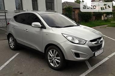 Характеристики Hyundai ix35 Универсал