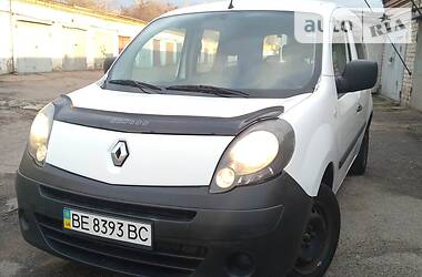 Характеристики Renault Kangoo груз. Универсал