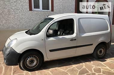 Характеристики Renault Kangoo груз. Унiверсал