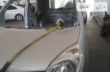 Цены Renault Kangoo пасс. Универсал