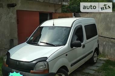 Характеристики Renault Kangoo пасс. Универсал
