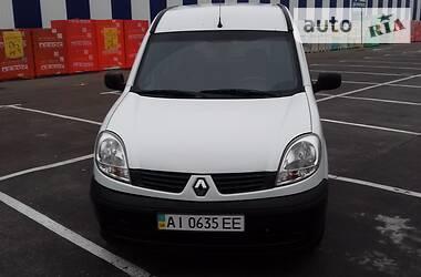 Характеристики Renault Kangoo пасс. Унiверсал
