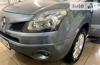 Характеристики Renault Koleos Универсал
