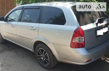 Характеристики Chevrolet Lacetti Универсал