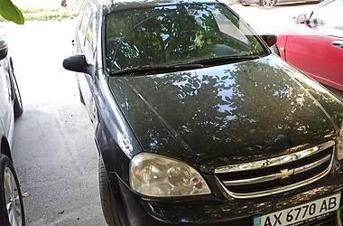 Характеристики Chevrolet Lacetti Унiверсал