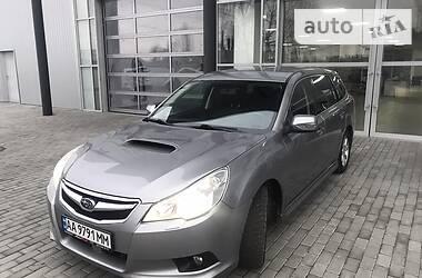 Характеристики Subaru Legacy Унiверсал