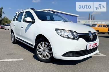 Характеристики Renault Logan MCV Унiверсал