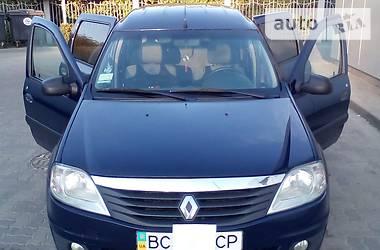 Характеристики Renault Logan Универсал