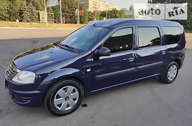 Характеристики Renault Logan Унiверсал