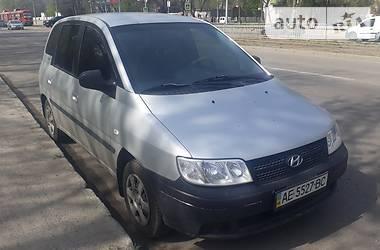 Характеристики Hyundai Matrix Унiверсал