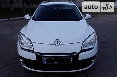 Характеристики Renault Megane Универсал