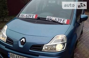Характеристики Renault Modus Унiверсал