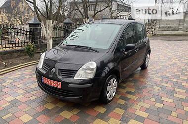 Характеристики Renault Modus Универсал