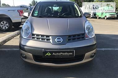 Характеристики Nissan Note Универсал