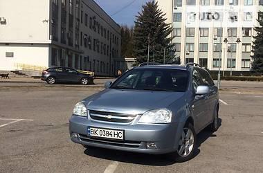 Характеристики Chevrolet Nubira Универсал