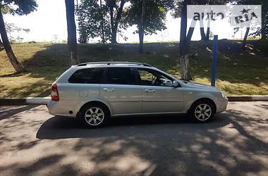 Характеристики Chevrolet Nubira Унiверсал