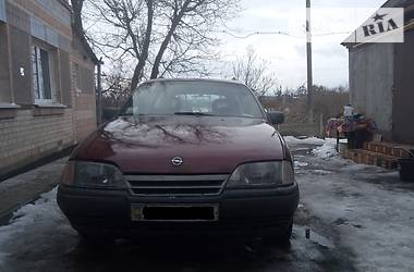 Характеристики Opel Omega Унiверсал