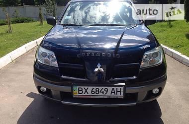 Характеристики Mitsubishi Outlander Универсал