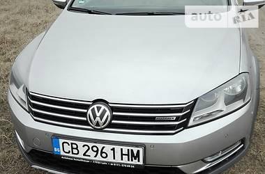 Характеристики Volkswagen Passat Alltrack Унiверсал