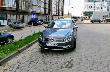 Характеристики Volkswagen Passat Alltrack Универсал