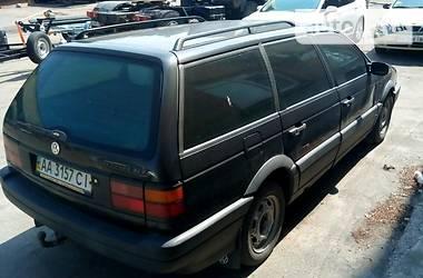 Характеристики Volkswagen Passat B3 Универсал