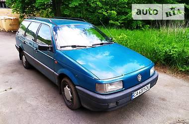 Характеристики Volkswagen Passat B3 Унiверсал