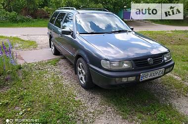 Характеристики Volkswagen Passat B4 Универсал