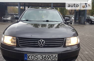 Характеристики Volkswagen Passat B5 Универсал