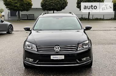 Характеристики Volkswagen Passat B7 Универсал