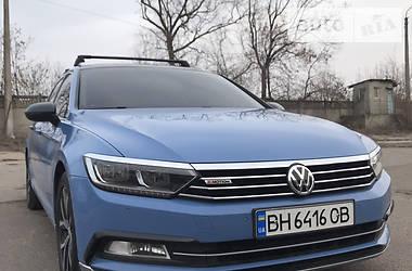 Характеристики Volkswagen Passat B8 Универсал